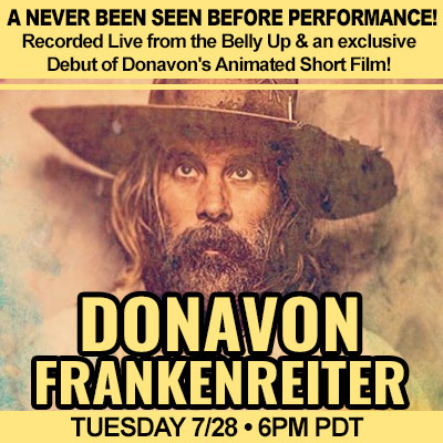 Donavon Frankenreiter Livestream